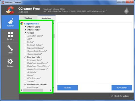 ccleaner twitter 5 ccleaner tips and how to use it efficiently hongkiat