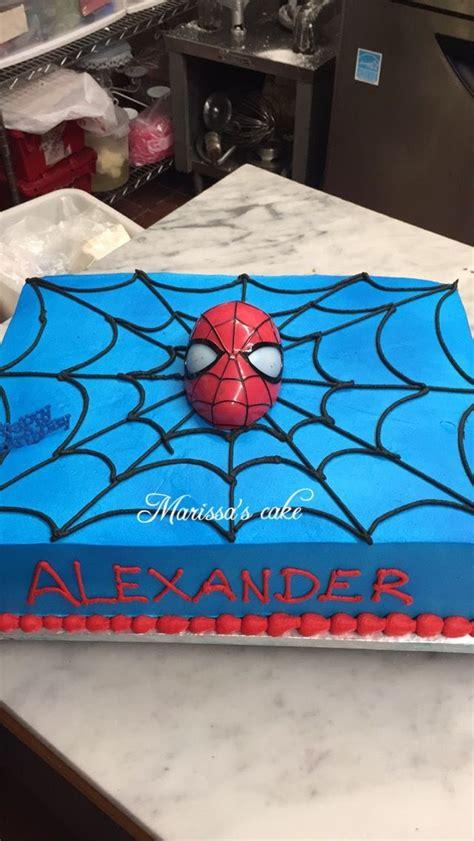 spider man birthday ideas  pinterest spiderman birthday ideas spider man party