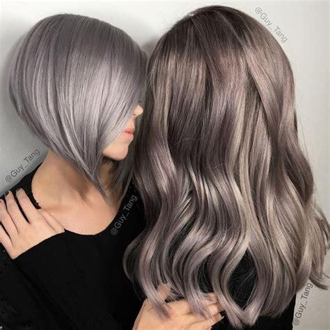 kenra silver metallic hair color silver metallics by tang kenra metallic hair color