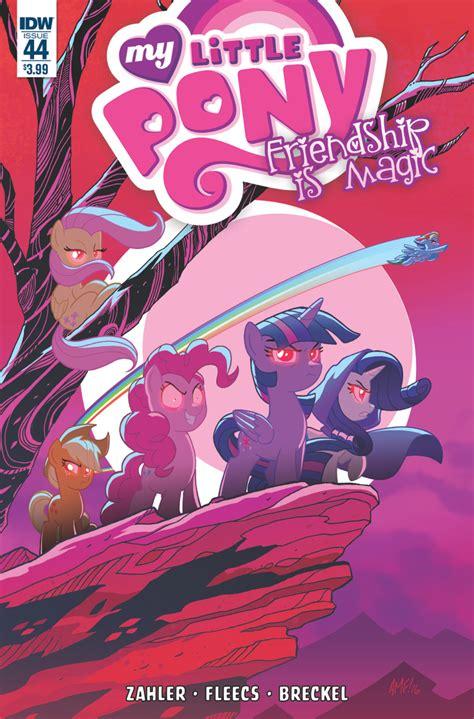 My Pony Friendship Is my pony friendship is magic 44 idw publishing
