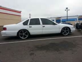 buy used 96 95 94 93 92 91 caprice classic impala ss clone