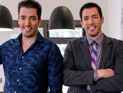 property brothers cast jonathan drew scott w network