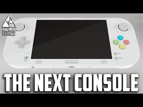 next console nintendo discusses next console after switch