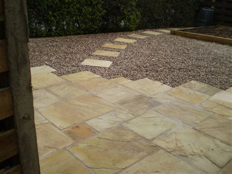 Patio Sandstone by Gallery Fraser Landscaping