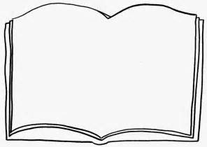 book coloring pages free open book clip pictures clipartix