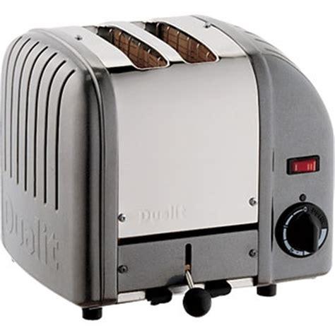 Dualit 2 Slice Toaster Dualit 2 Slice Vario Toaster Metallic Charcoal 20241