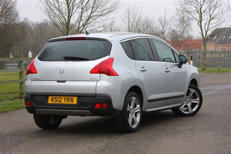 peugeot estate peugeot 3008 estate 2009 2016 driving performance