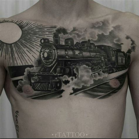 locomotive tattoo 278 best images on trains