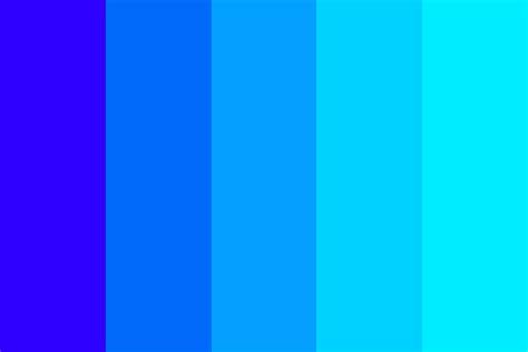 Color Palettes Light Blue L