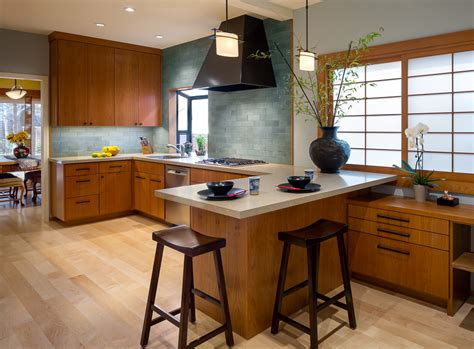 zen kitchen design zen kitchen by hanomoco design architectural