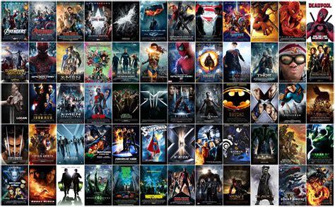 film terlaris sepanjang masa hollywood daftar 68 film superhero terlaris sepanjang masa arie