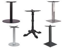 basi per tavolo basi tavoli per ristoranti e bar arredacontract