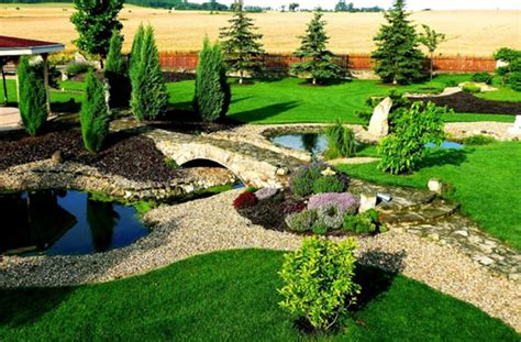Garden Design For Inspiration Designtoptrends Garden Design