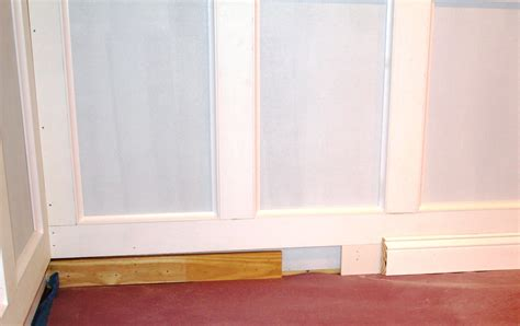 Wainscoting How To how to install wainscoting pro construction guide