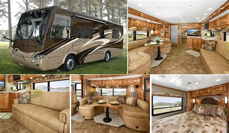 luxury motorhome allegro home design garden