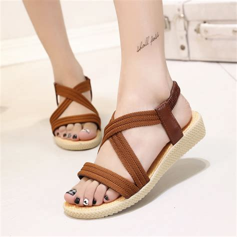 Wedges Premium Quality Big Promo Fashion Import 2 aliexpress buy sandals 2017 new arrival sandals summer high quality crozy