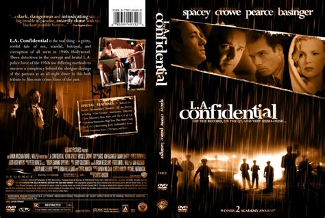 L Covers by L A Confidential Dvd Custom Covers 1241l A Confidential Dvd Covers