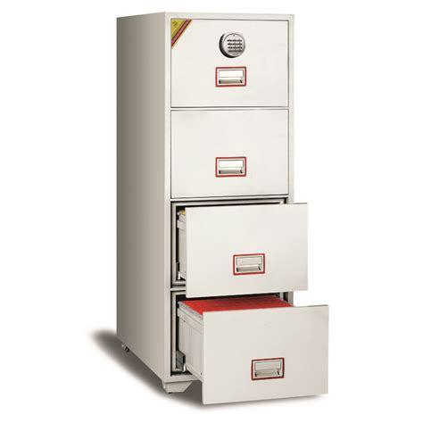 Fire Resistant Filing Cabinet DFC4000E   Diplomat Safes