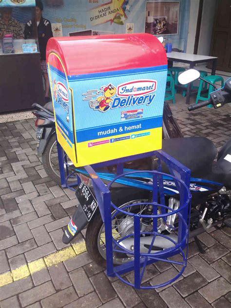 box delivery motor box pesan antar box motor delivery fiberglass