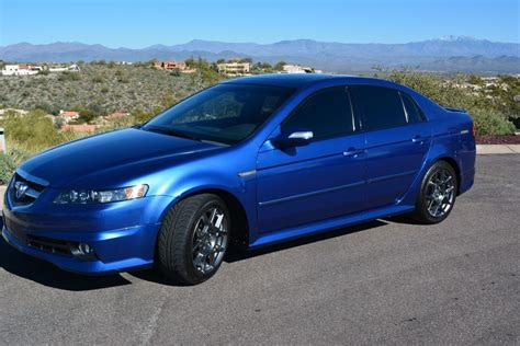 acura tl and tsx 2008 acura tl type s kinetic blue for sale cargurus