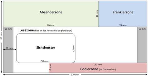 Offizieller Brief Norm Briefumschl 228 Ge Ratgeber B 252 Robedarf Versand