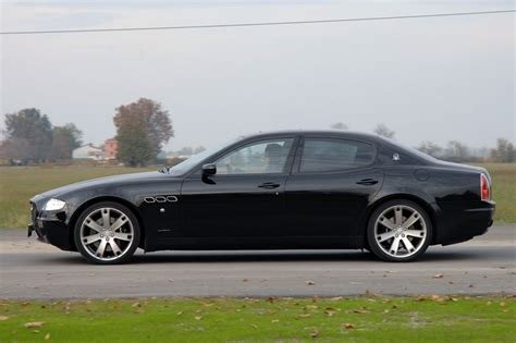 Maserati Quattroporte Parts by Maserati Quattroporte Executive Gt 2009 Parts Specs