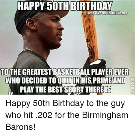 Happy 50th Birthday Meme - funny basketball and birthday memes of 2016 on sizzle