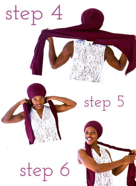 turban tutorial natural hair turban tutorial turbans and natural hair tutorials on