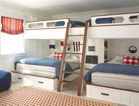 bunk bed bedroom ideas latest coastal living showhouse home bunch interior design ideas