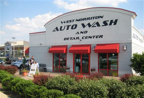 west norriton auto wash and detail center about west