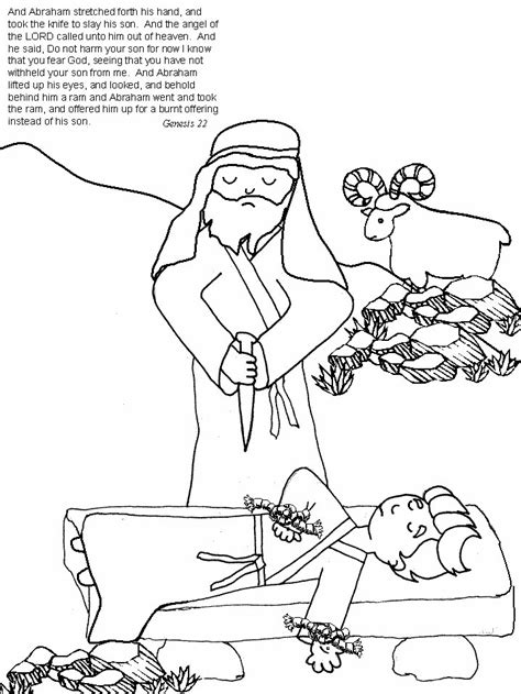bible coloring pages abraham and sarah free coloring pages of sarah abraham and isaac