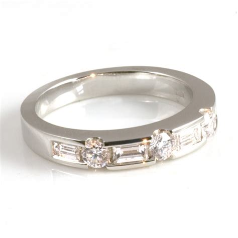 Eternity Ring by Half Eternity Bands Www Imgkid The Image