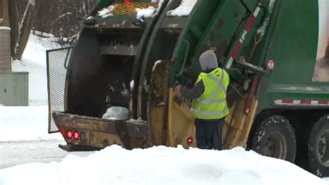 kitchener garbage collection garbage collection changes in kitchener ctv kitchener news