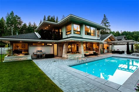 luxury contemporary homes modern luxury homes canada luxury mansions in canada