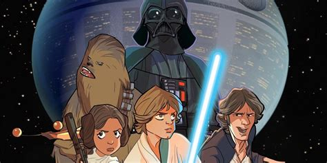 wars original trilogy graphic novel step into a larger world the wars original