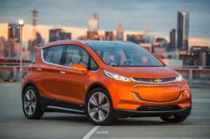 Ev Chevrolet Bolt Designed Amp Conceived In Australia