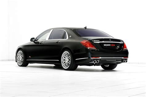 500k brabus maybach rocket 900 detailed