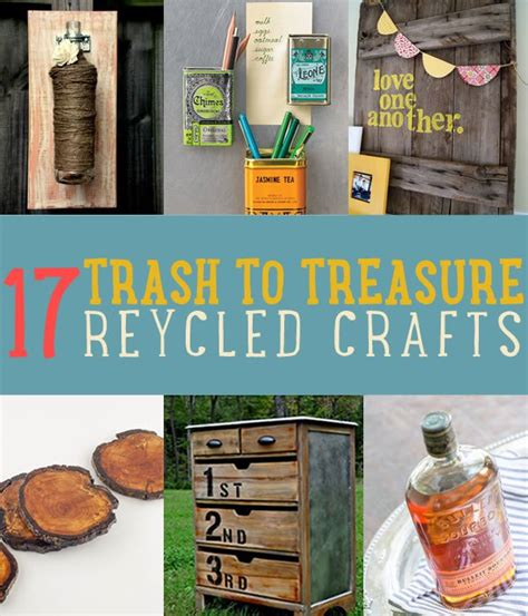 Kids Bathroom Decor Ideas by Trash To Treasure 17 Recycled Arts Amp Crafts Projects