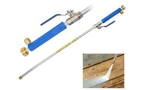 Jetting Stick Power Spray Ikame x hose pro high pressure water jet power sprayer w 2