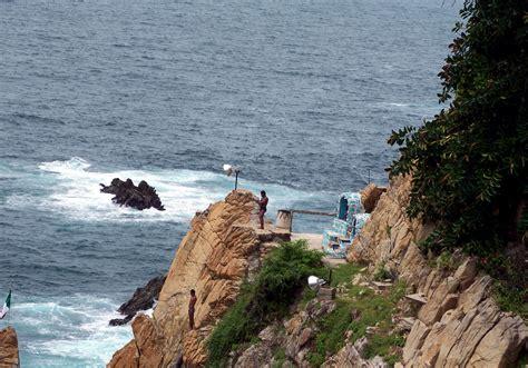 la quebrada acapulco file la quebrada in acapulco mexico 2007 3 jpg