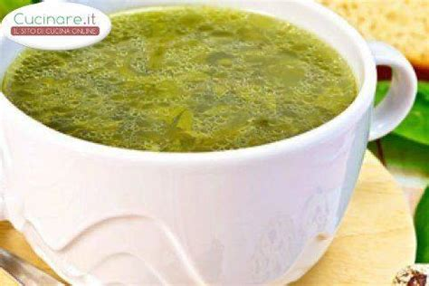 cucinare ortica minestra di ortiche cucinare it