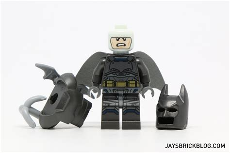 New Lego Batman Bat Reggae Suit Minifig Dc Minifigure From 70923 review lego 76044 clash of the heroes