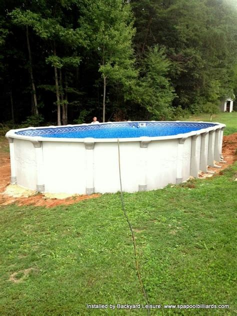 backyard leisure greensboro 70 best images about hot tubs and pools installed by