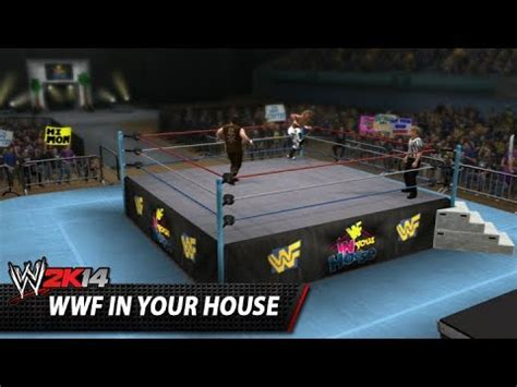 2k14 community showcase wwf in your house