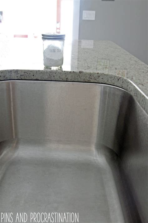 How To Clean Stains From Stainless Steel Sink by How To Remove Rust Stains From Stainless Steel Pins And