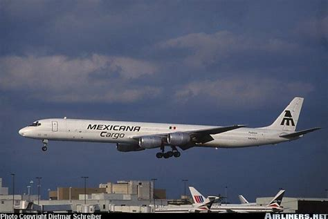 mexicana cargo defunct mexican airlines aviation airplanes and aircraft