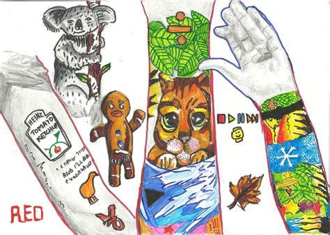 ed sheeran tattoo painting ed sheeran tattoos by eleanascarfy on deviantart