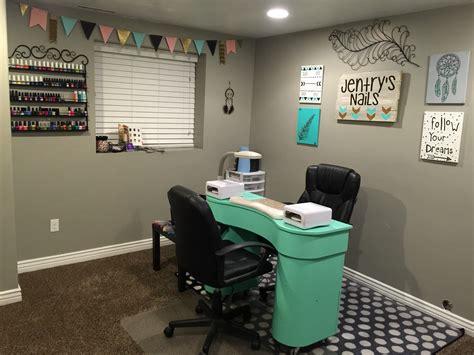 Nail At Home Ideas by In Home Nail Salon Crafts Nail Salons