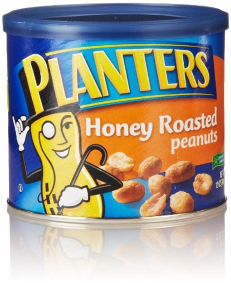 planters honey roasted peanuts 12 oz shopswell