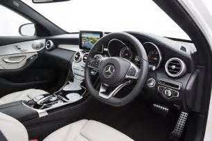 Mercedes With Interior 2014 Mercedes C Class Saloon Review